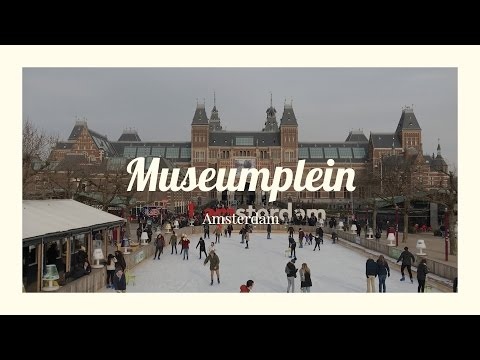 Amsterdam Free / Museumplein