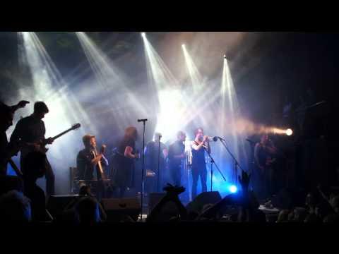Diablo Swing Orchestra - Vodka Inferno (23.02.2013, Live,