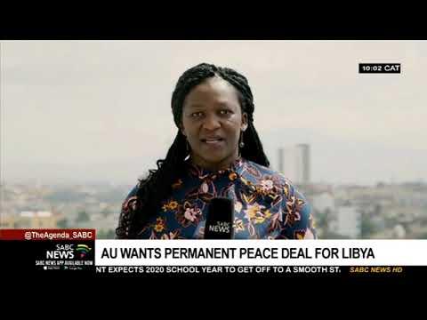 AU wants permanent peace deal for Libya