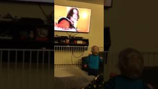 My Baby Son Griffin LOVES the Hormel Pepperoni Commercial