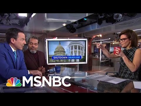 Government And Markets Headed Toward Chaos As Shutdown Looms | Velshi & Ruhle | MSNBC