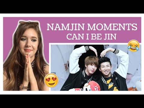 NAMJIN MOMENTS REACTION (I can't handle these two) // ItsGeorginaOkay