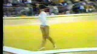 Ludmilla Tourischeva 1972 Olympics AA FX