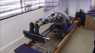 Pilates na AFP