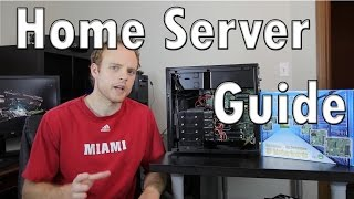 Building your own Windows Home Server Guide
