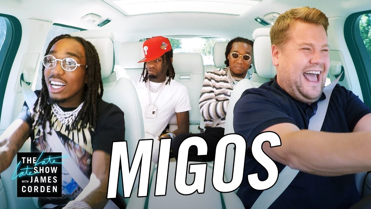 Carpool Karaoke with Migos