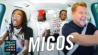 Migos Carpool Karaoke MP3