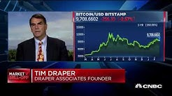 Bitcoin can hit $2,50,000 by 2022 or 2023 | TIM DRAPER