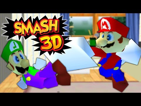 SMASH BROS. 3D