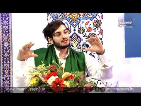 Interview With Islamic Nasheed Reciter, Sayyed Ali Hakeem