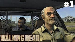 """A NEW DAY!"" Telltale The Walking Dead Season 1 Episode 1(FULL EPISODE)"