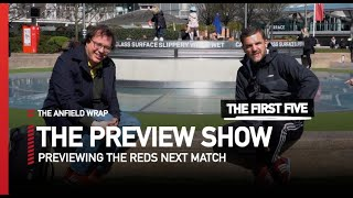 Liverpool v Aston Villa | The Preview Show | First Five