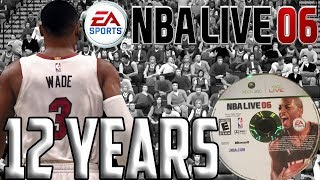 NBA Live 06 12 Years Later...
