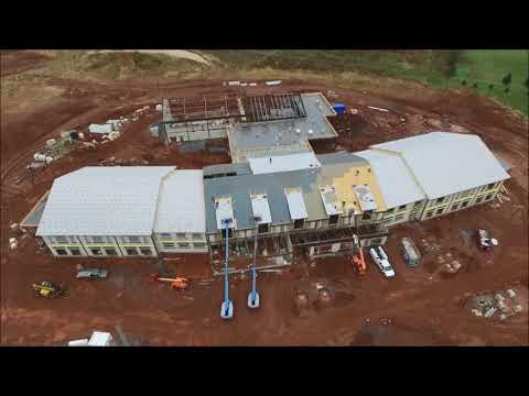 111417 East Coventry Elementary School construction