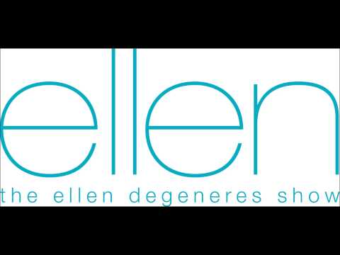 The Ellen Degeneres Show Theme Song