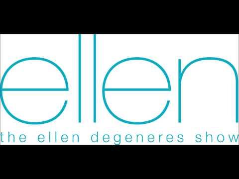 The Ellen Degeneres Show Theme Song