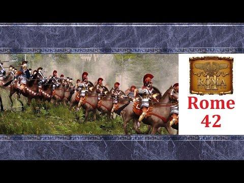 Roma Surrectum II Lets Play Rome #42