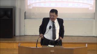 20150920浸信會仁愛堂主日信息_張文亮教授