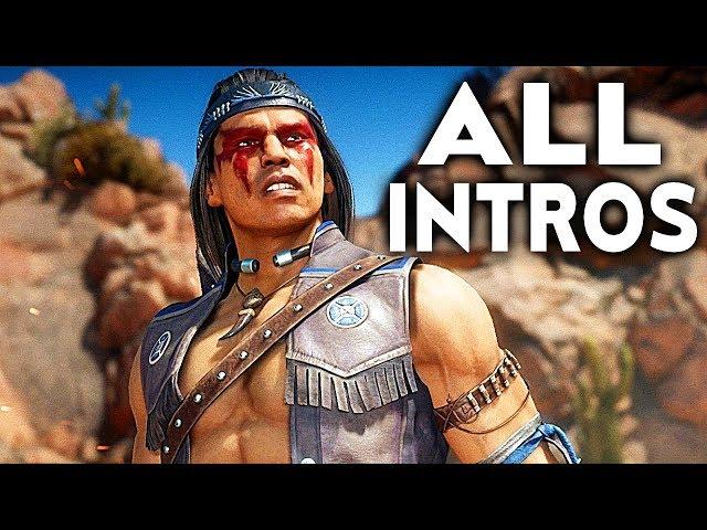 ▷ Mortal Kombat 11: How to Download Nightwolf
