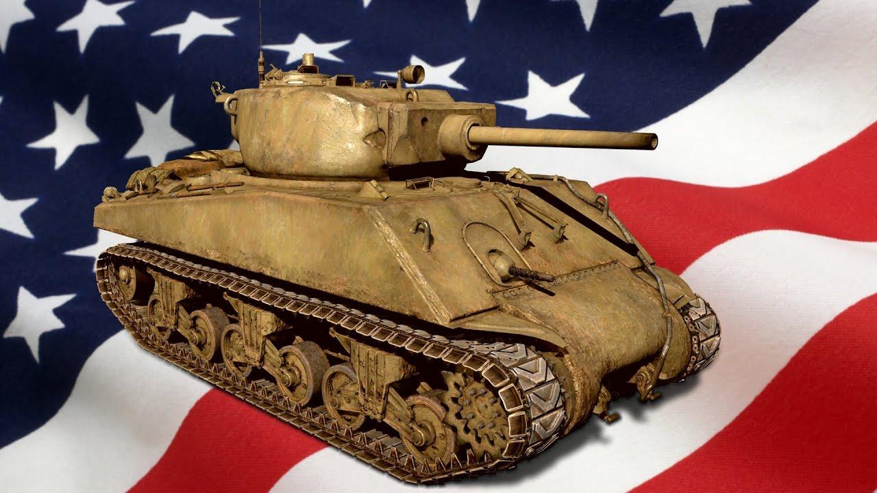 вар тандер обзор американских танков