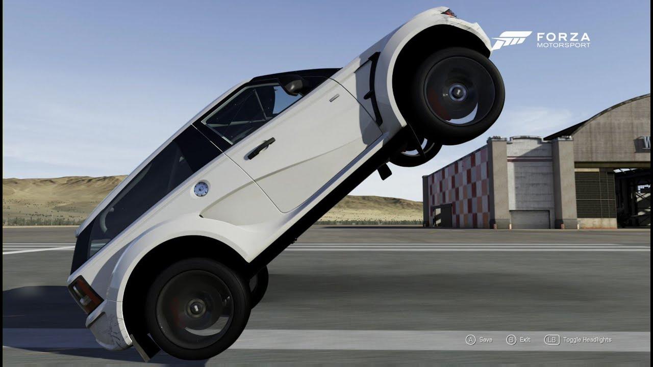 Forza Motorsport Bowler Suv Wheelie Tune Youtube