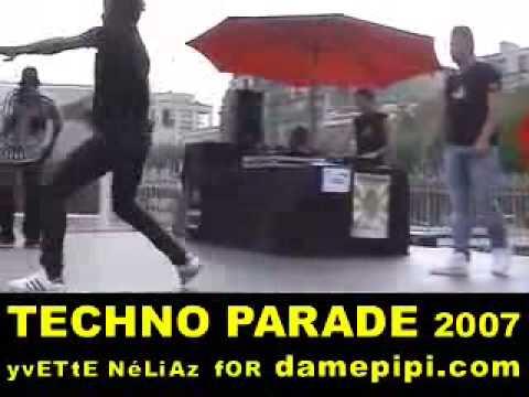 Techno Parade 2007 FG