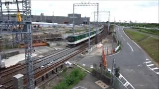 変わり行く京阪電車橋本駅界隈 踏切閉鎖から二ヶ月