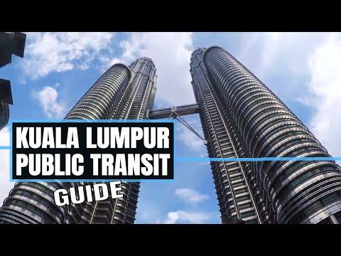 NAVIGATING KUALA LUMPUR'S PUBLIC TRANSIT -- Malaysia  //  239
