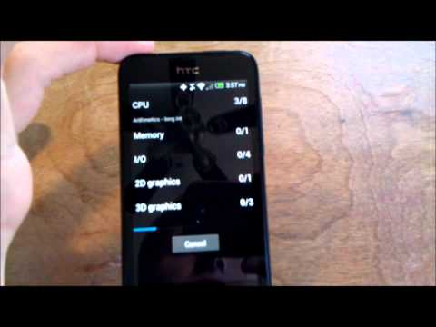 HTC One V (Virgin Mobile) Review Part 2