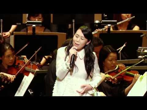 Rondo Of The House Of Sunflowers - (Joe Hisaishi - Studio Ghibli 25 Years Concert). Vocal: Mai