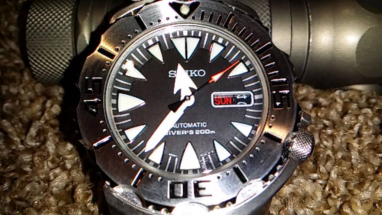 Seiko monster 2nd generation review