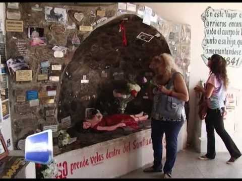 Argentina X Argentinos San Juan Cabalgata de la Fe a la Difunta Correa Museo Santuario