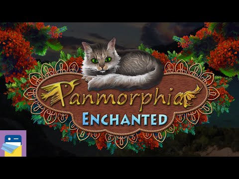 Panmorphia: Enchanted - iOS / Android Gameplay Walkthrough (by LKMAD)