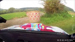 Rallye Hinterland 2017 WP1 mit Unfall Team Patrizio/Bemmann Mp3