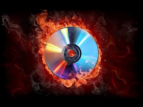 Как записать диск на Windows 8