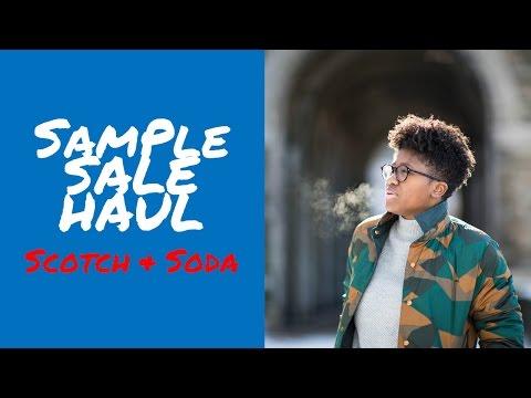 Sample Sale Haul | Scotch and Soda