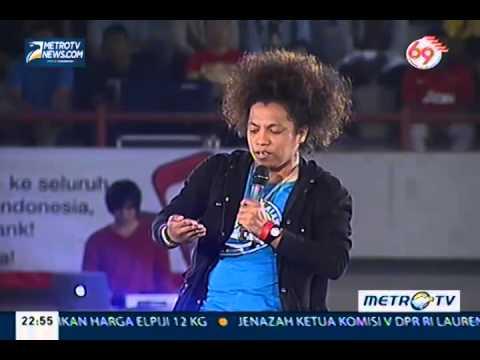 "Arie Kriting ""Cara Mengatasi Stress"" Stand Up Comedy 2014 ..."