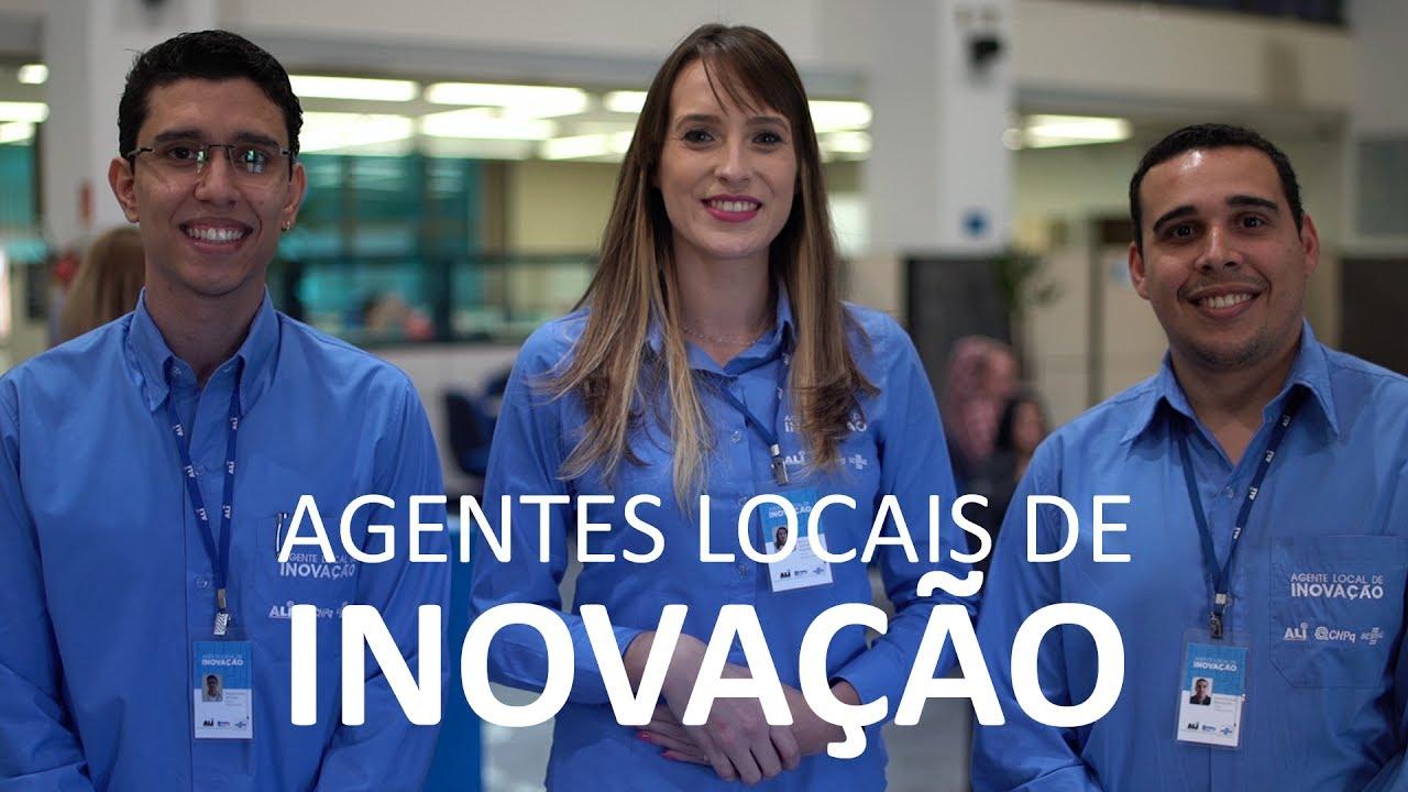 Agente local de inovação - ALI - Sebrae