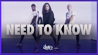 Need To Know - Doja Cat | FitDance (Coreografia) | Dance Video