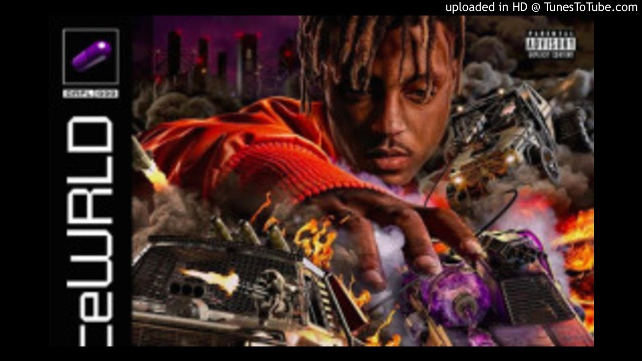 Juice WRLD - Feeling (Instrumental) (Death Race For Love) [Prod. Nick Mira] 160BPM image