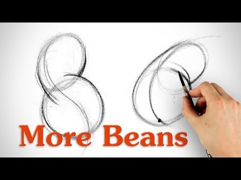 Bean Examples  Tilt, Lean, Twist and Foreshortening