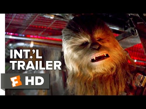 Star Wars: The Force Awakens Official Japanese Trailer (2015) - Star Wars Movie HD
