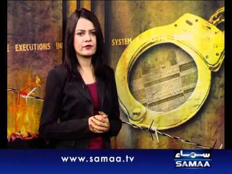 Crime Scene Nov 25, 2011 SAMAA TV 2/2