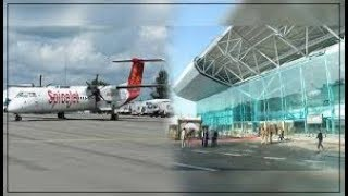 Adampur Airport video