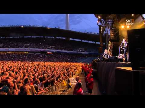Metallica - The big 4 - 720p HD Sweden Ullevi 3 july