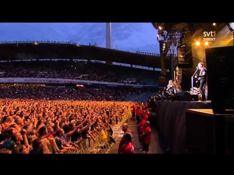 Metallica - The big 4 - 720p HD Sweden Ullevi 3 july