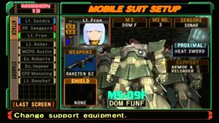Let's Play Mobile Suit Gundam: Zeonic Front (Part 10)