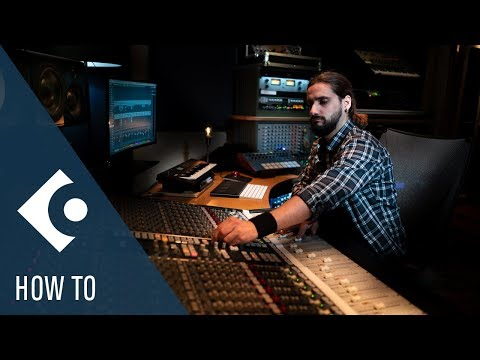 How to Mix Using Cubase | What You Can Do with Cubase