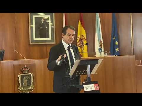 Caballero sobre la desatención de la Xunta a sus terrenos en la ETEA