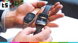 Hands-on: ASUS ZenWatch 2 (deutsch)